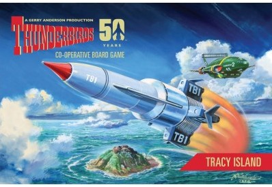 Thunderbirds Tracy Island Expansion