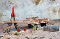 Fallout Wasteland Warfare - Red Rocket Scenic Set-2