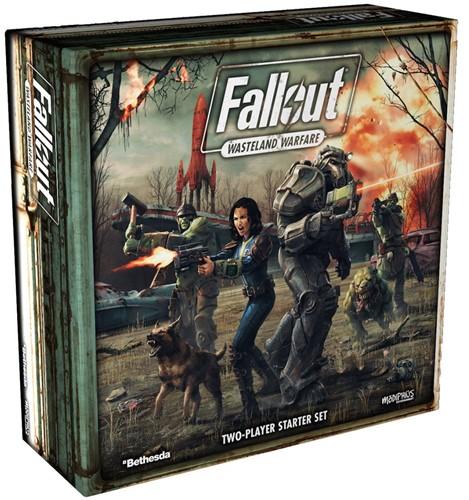 Fallout Wasteland Warfare - Two Player Starter Set