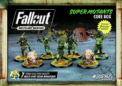 Fallout Wasteland Warfare - Super Mutants Core Box