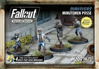 Fallout Wasteland Warfare - Minutemen Posse