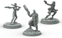 Fallout Wasteland Warfare - Survivors Boston Companions-2