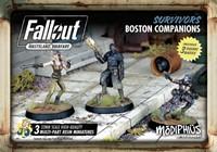 Fallout Wasteland Warfare - Survivors Boston Companions
