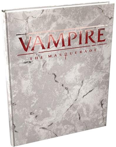 Vampire The Masquerade 5th Ed. Deluxe