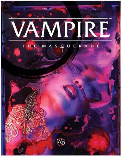 Vampire The Masquerade 5th