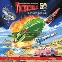 Thunderbirds Co-operative Board Game-1