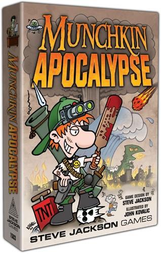 Munchkin Apocalypse