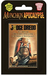 Munchkin Apocalypse - Judge Dredd