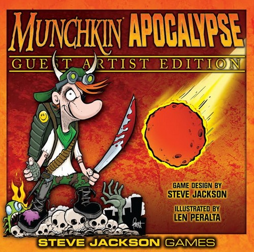 Munchkin Apocalypse - Guest Artist Edition