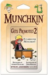 Munchkin - Gets Promoted 2