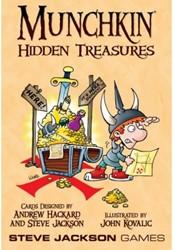 Munchkin - Hidden Treasures