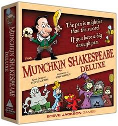 Munchkin - Shakespeare Deluxe
