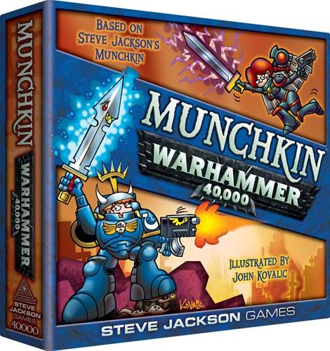 Munchkin - Warhammer 40k