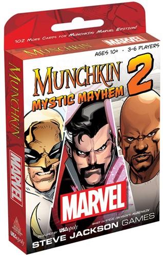 Munchkin - Marvel 2 Mystic Mayhem
