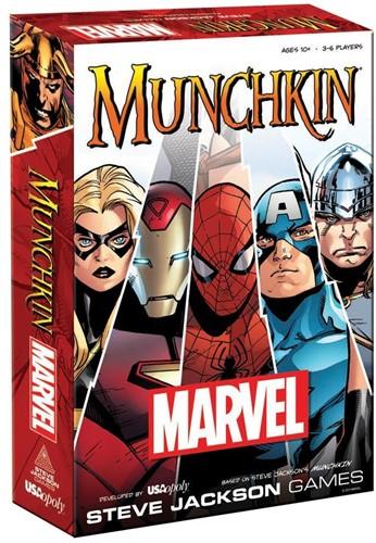 Munchkin - Marvel Edition