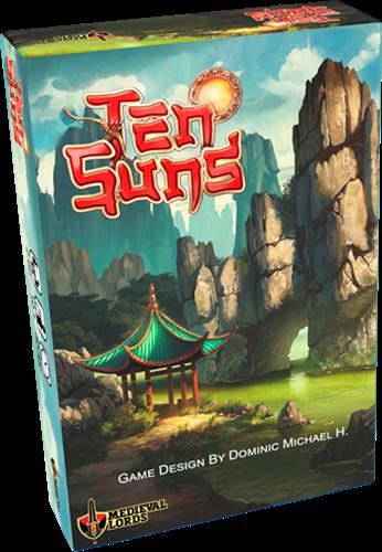 Ten Suns Boardgame