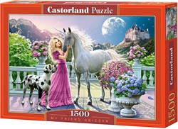 My Friend Unicorn Puzzel (1500 stukjes)