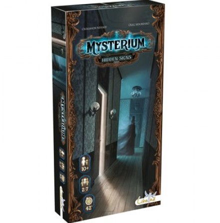 Mysterium - Hidden Signs (NL)
