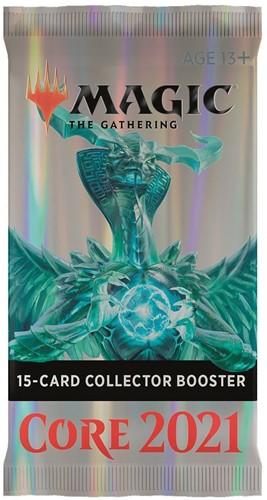 Magic The Gathering - Core 2021 Collectors Boosterpack