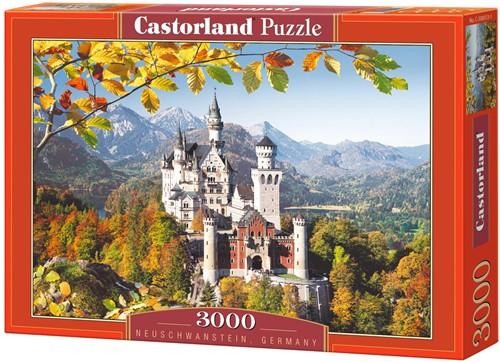Neuschwanstein, Germany Puzzel (3000 stukjes)