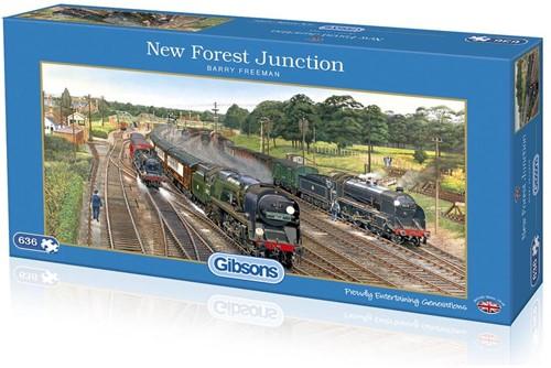 New Forest Junction Puzzel (636 stukjes)