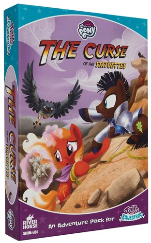 My Little Pony - Curse of the Statuettes