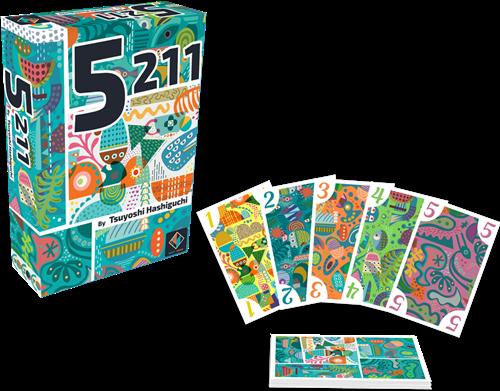 5211 - Kaartspel