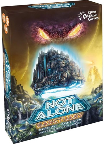 Not Alone - Sanctuary (Franse editie)