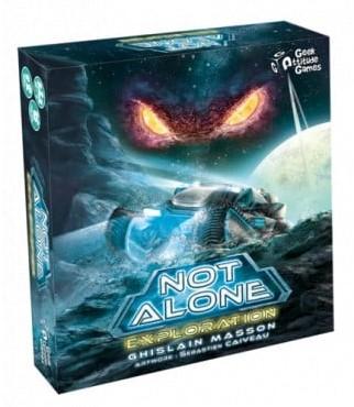 Not Alone - Exploration (Franse editie)