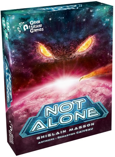 Not Alone (Engels)