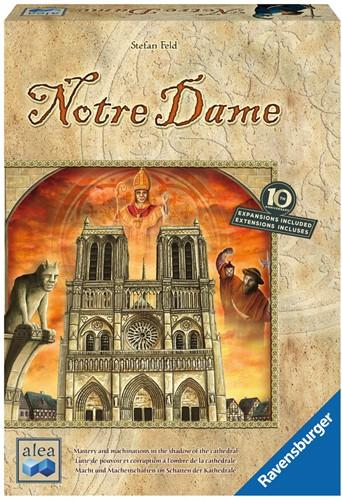 Notre Dame - Bordspel