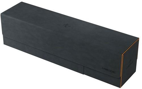 Deckbox - Card's Lair 400+ Zwart/Oranje