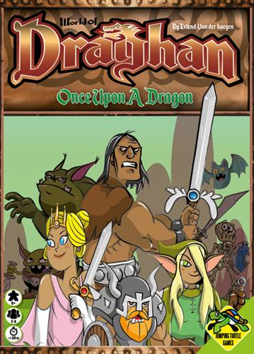 World of Draghan - Once Upon a Dragon