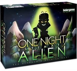 One Night - Ultimate Alien