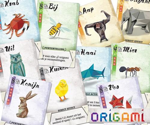Origami - Kaartspel-2