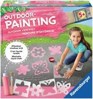 Outdoor Painting - Vloeibaar krijt - Vlinder-1