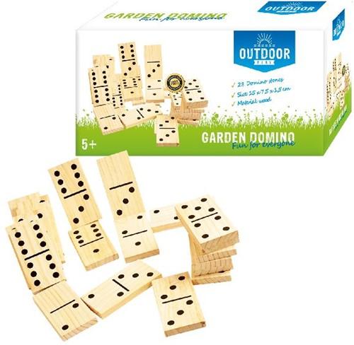 Outdoor Play - Garden Domino