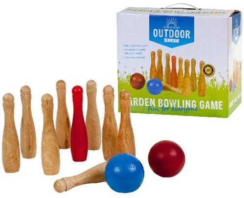 Outdoor Play - Garden Bowling