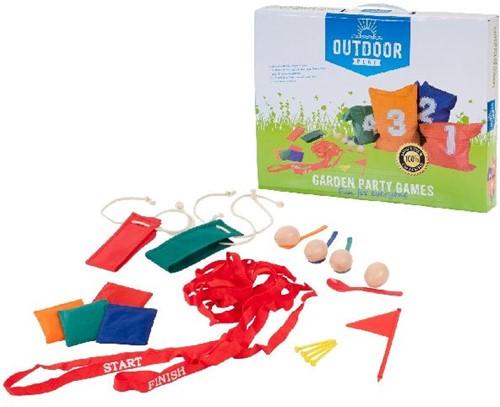 Outdoor Play - Garden Party Games