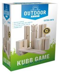 Outdoor Play Kubb Spel