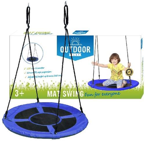 Outdoor Play - Mat Swing 100cm