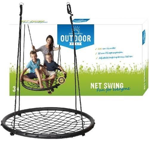 Outdoor Play - Net Swing 100cm