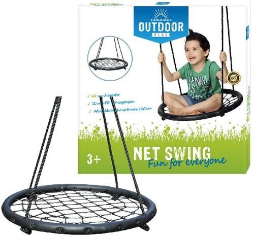 Outdoor Play - Net Swing 60cm
