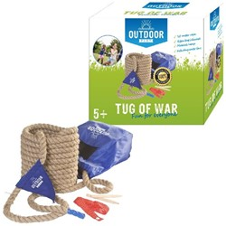 Outdoor Play - Tug of War