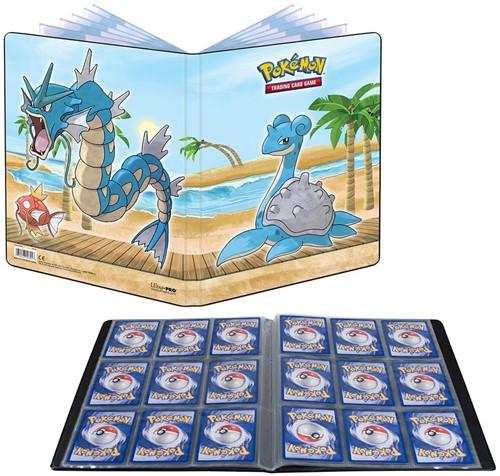 Pokemon 9-Pocket Portfolio - Gallery Series Seaside