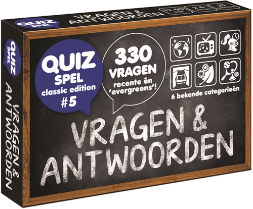 Trivia Vragen & Antwoorden - Classic Edition #5