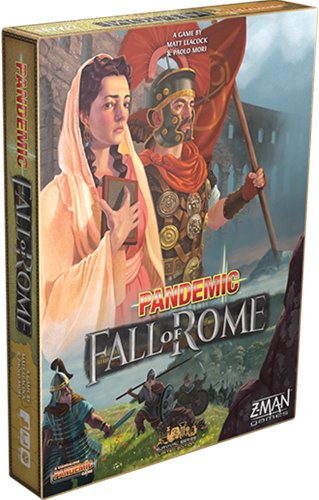Pandemic Fall of Rome (Engelse versie)