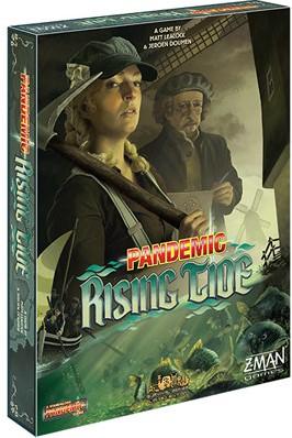 Pandemic Rising Tide (Engelse versie)-1