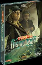 Pandemic - Rising Tide (Engels)