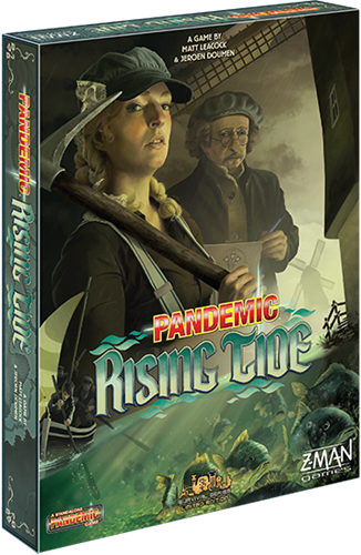 Pandemic - Rising Tide (Engels)-1